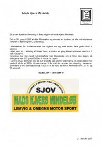 Åbent for tilmelding til MKM