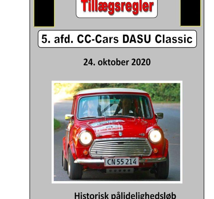 5. afd. CC-Cars DASU Classic Lemvig