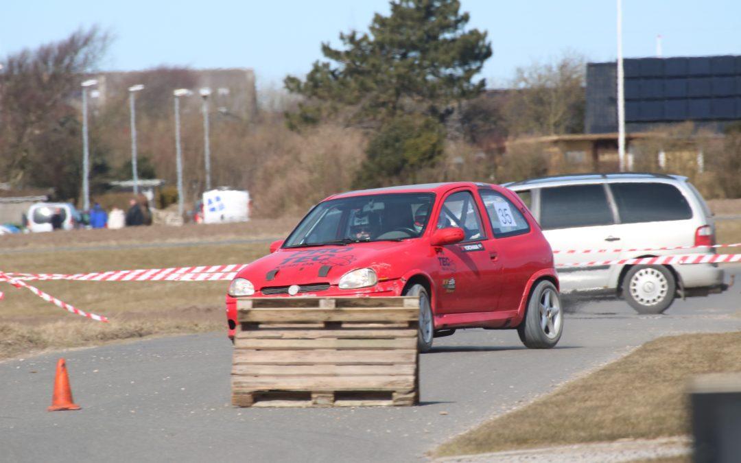 Klubrally hos Morsø Motor Sport 14. oktober