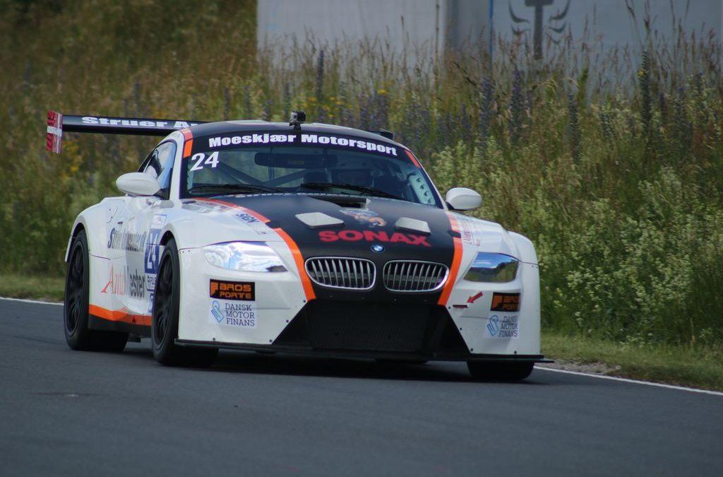 Klubaften hos Moeskjær Motorsport