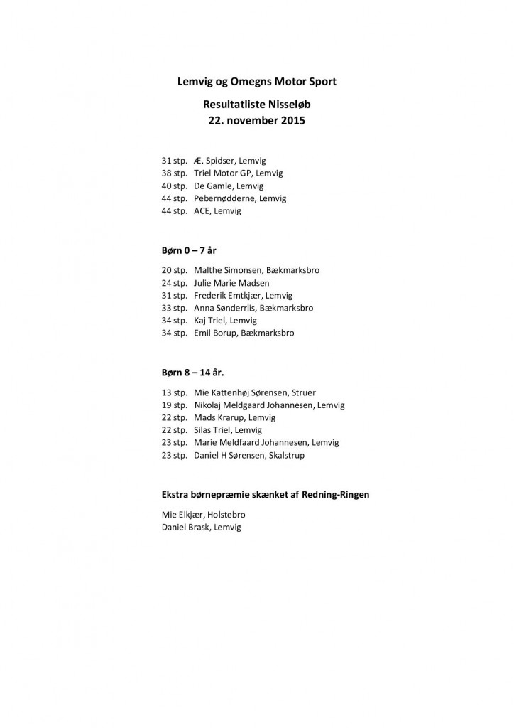 Resultatliste Nisseløb 2015-page-001